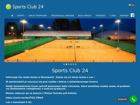Sportsclub24.pl profesjonalna nauka