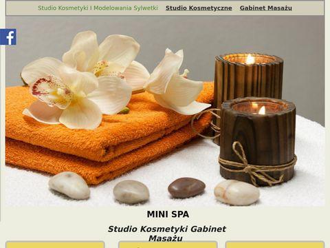 Studio kosmetyki i masażu
