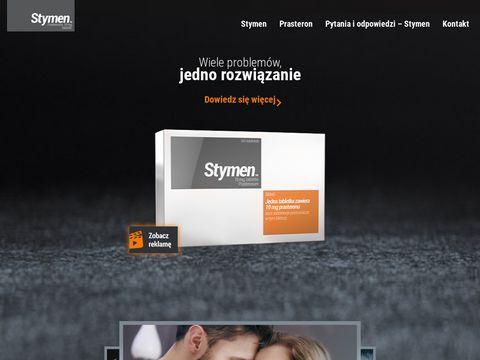 Tabletki Stymen
