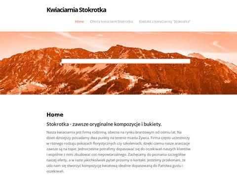 Stokrotka-kwiaciarnia.pl