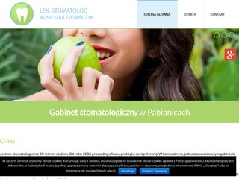 Stomatologiapabianice.pl
