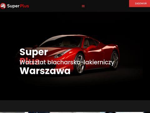 Super Plus blacharstwo Warszawa