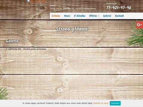 Suchy Bór sale konferencyjne Opole