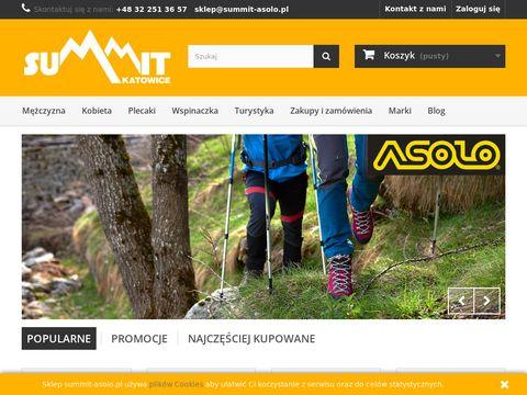 Summit Katowice buty trekkingowe