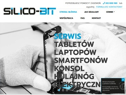 Silico-bit.com serwis tabletów Poznań