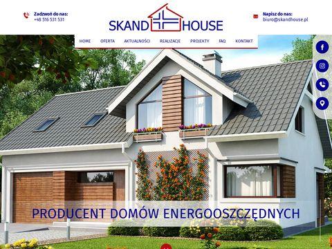 Skandhouse.pl budowa domów