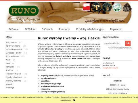 Sklep.runo.com.pl kołdry