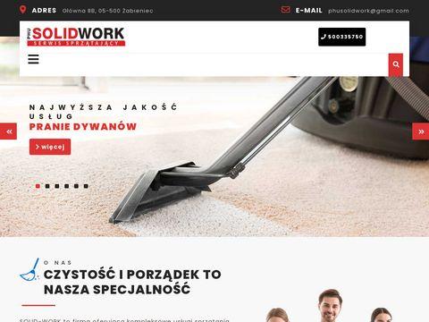 Solidwork.pl sprzątanie