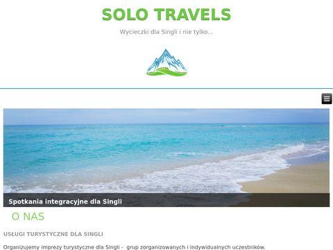 Wycieczki dla singli - Solo Travels