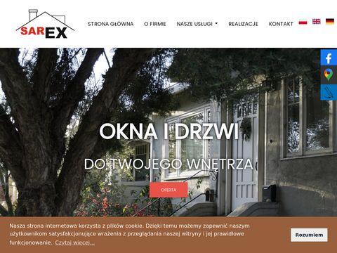 Sarex.pl okna lubuskie