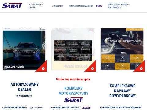 Sabat oleje samochodowe Lublin