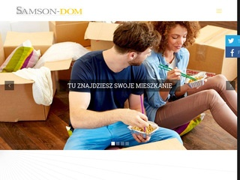 Samson-dom.pl apartamenty Łódź