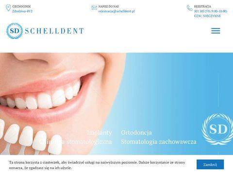 Implanty Bydgoszcz - Schelldent