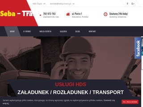 Transport hds Seba-Trans