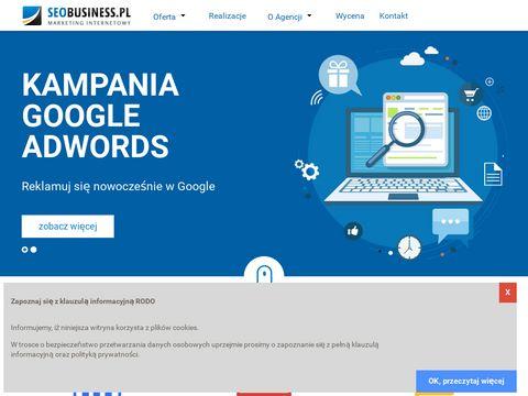 Seobusiness.pl pozycjonowanie stron