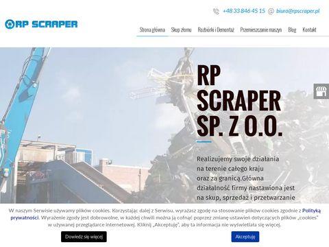 Rpscraper.pl