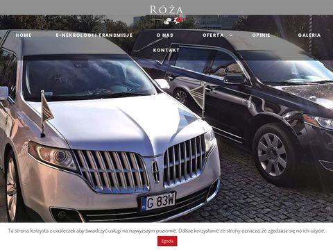 Róża - pogrzeby Gdynia