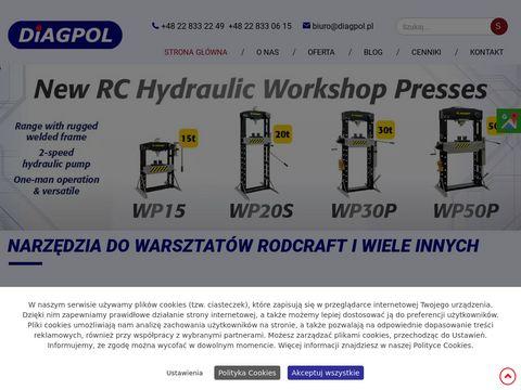 Diagpol przedstawiciel rodcraft