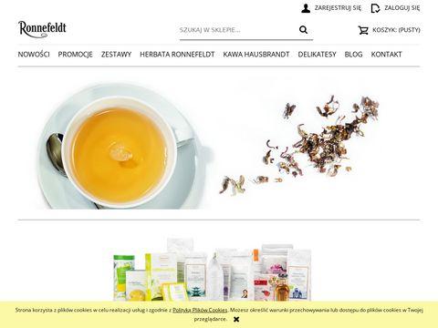 Ronnefeldt-sklep.pl - rooibos