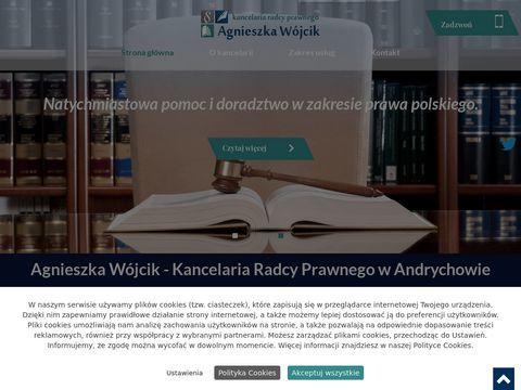 Agnieszka Wójcik kancelaria