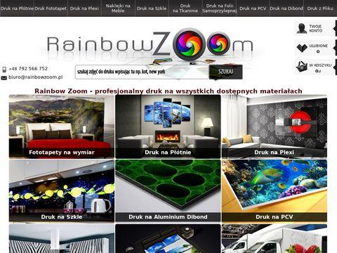 Drukarnia internetowa RainbowZoom