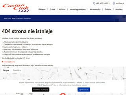 Casino organizacja imprez Chorzów