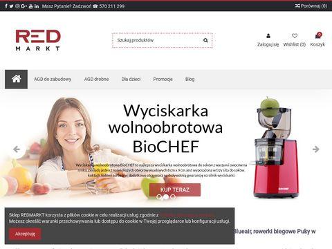 Sklep internetowy Redmarkt