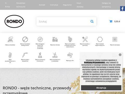 Przewody-techniczne.pl węże