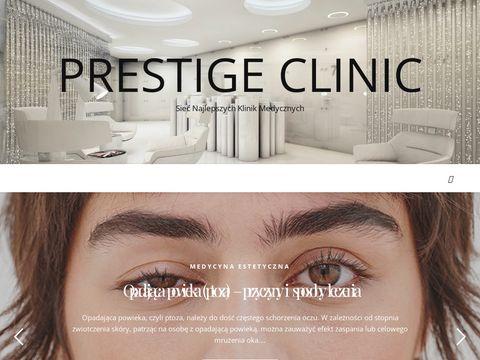 Prestigeclinic.pl chirurg