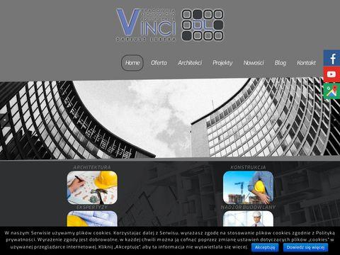Pracownia-vinci.pl biuro