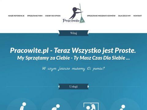 Serwis sprzątający Warszawa