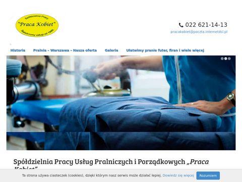 Pracakobiet.pl pralnictwo