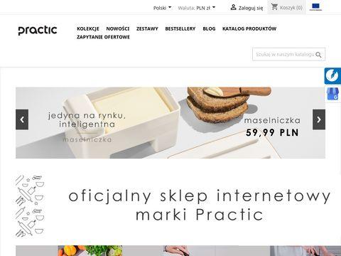 Practic.pl bio akcesoria kuchenne