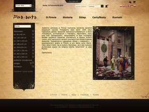 Pro-Orto - dywany perskie