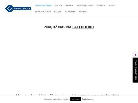 Profil-tools.pl mixer