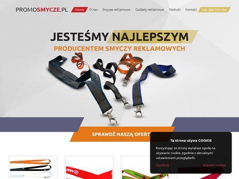 Promosmycze.pl reklamowe