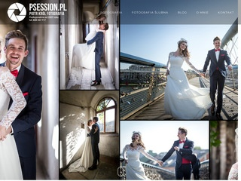 Psession.pl - fotografia ślubna