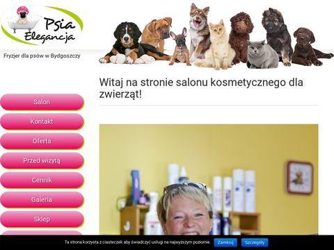 Psia Elegancja - fryzjer