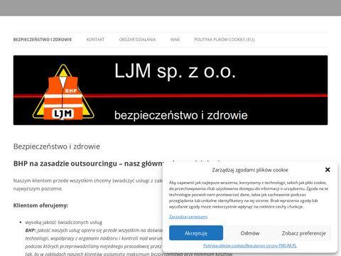 LJM - szkolenia bhp Opole