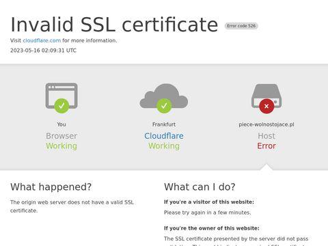 Piece-wolnostojace.pl - koza