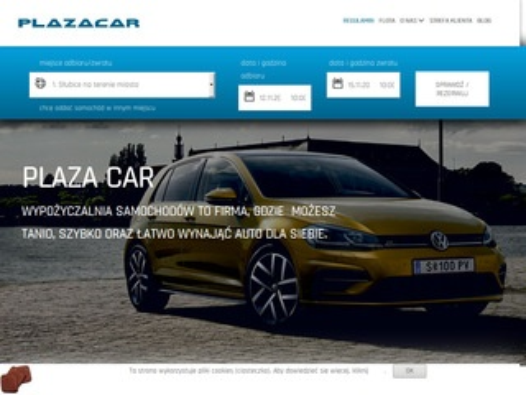 Plazacar.pl pomoc drogowa Słubice