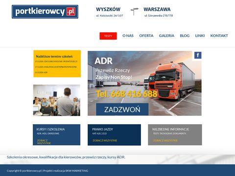 Portkierowcy.pl