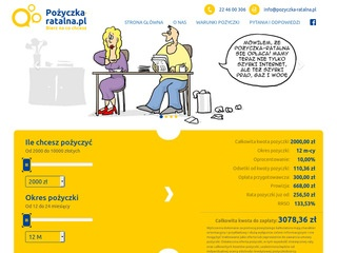 Pożyczka-ratalna.pl