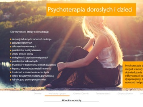 Poznanpsychoterapeuta.pl Anna Kupiec