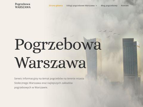 Pogrzebowawarszawa.pl
