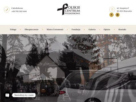 PCP - usługi pogrzebowe Rzeszów