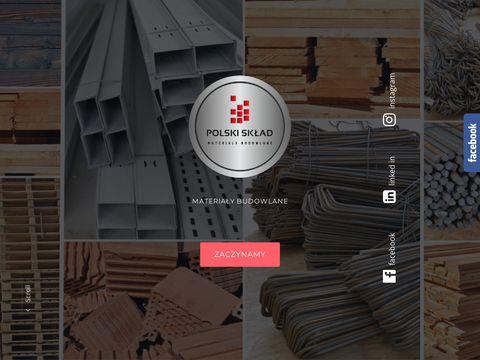Polski Skład materiały budowlane
