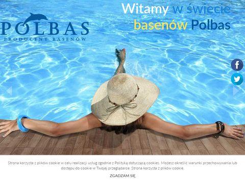 Polbas.pl producent basenów