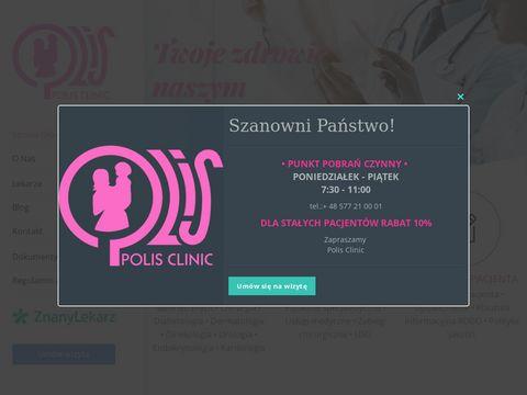 Polis Clinic badania prenatalne
