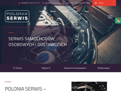 Poloniaserwis.pl naprawy Puławy